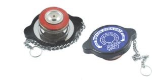 RADIATOR  CAP 7 P.S.I. WITH  S/S PARTS
