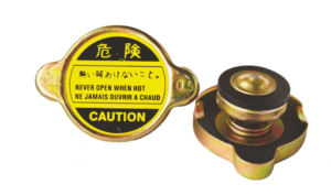 RADIATOR PRESSURE CAP EICHER CANTER DOUBLE SEAL SMALL