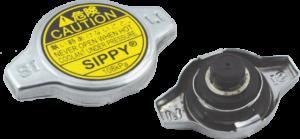 RADIATOR PRESSURE CAP [SMALL] TOYOTA QUALIS/ WAGON-R/ ALTO/ HONDA WITH S/S PARTS.