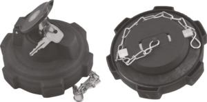 LOCKING  DIESEL TANK CAP TATA  4018/3118,  PRIMA; L/L U-TRUCK (P.V.C) NEW MODEL
