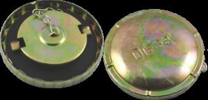 DIESEL TANK CAP TATA  4018/3118;  L/L U-TRUCK; VOLVO  (SHEET)W/0 LOCK