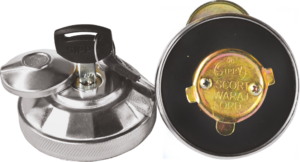 LOCKING DIESEL TANK CAP MATADOR/TRAX/MINIDOR(SHEET)