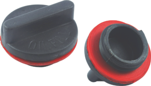 OIL CAP TATA T.C. PVC THREAD TYPE (SMALL)